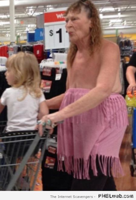 No bra in walmart at PMSLweb.com