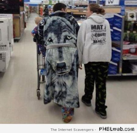 Pajama's in walmart at PMSLweb.com