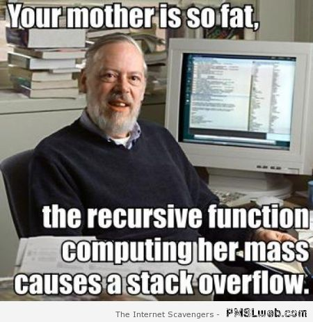 Your mother is so fat meme at PMSLweb.com