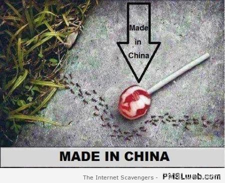 Made in China funny at PMSLweb.com