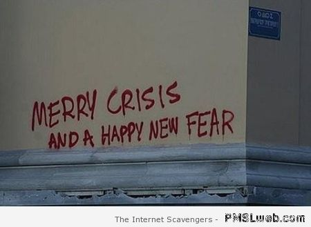 Merry crisis at PMSLweb.com