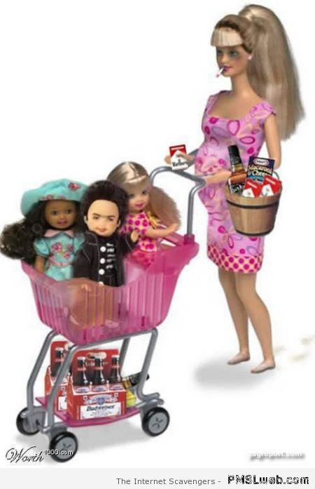 Redneck Barbie – Funny Friday at PMSLweb.com