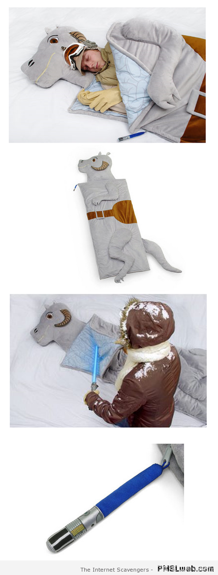 Star Wars Sleeping bag at PMSLweb.com