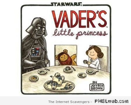 Vader's little princess at PMSLweb.com