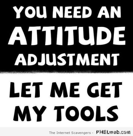 You need an attitude adjustment at PMSLweb.com