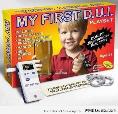 My first D.U.I playset at PMSLweb.com
