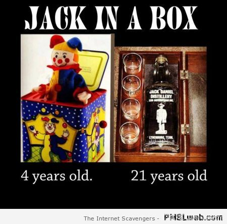 Jack in a box funny – Hump day madness at PMSLweb.com