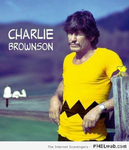 Charlie Brownson – Crazy TGIF at PMSLweb.com