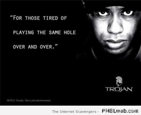 Tiger woods fake Trojan advert – Crazy images at PMSLweb.com