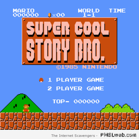 Super cool story bro – Funny Saturday at PMSLweb.com