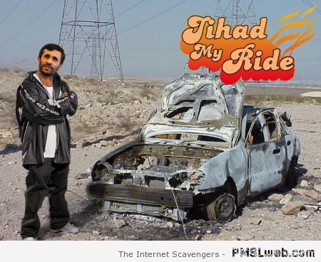 Jihad my ride at PMSLweb.com
