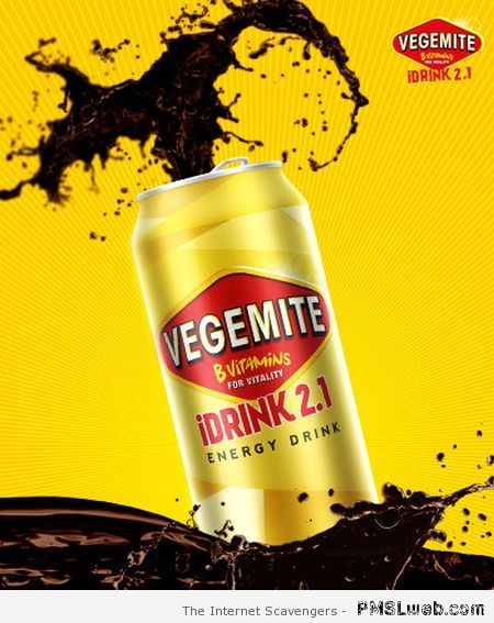 Vegemite iDrink – Weekend madness at PMSLweb.com