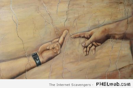 Creation of the finger at PMSLweb.com