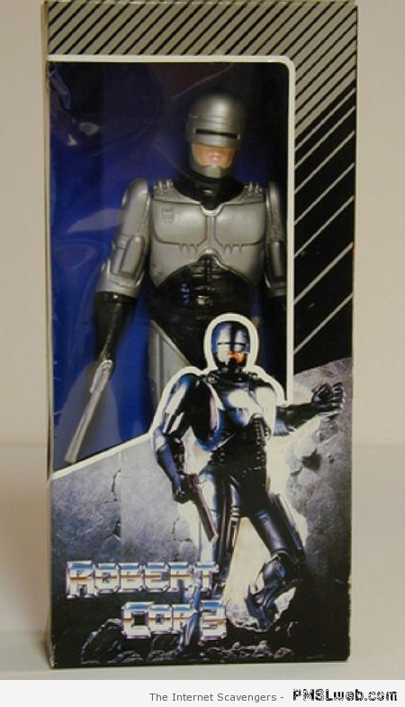 Robocop toy fail at PMSLweb.com