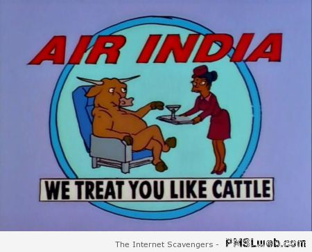 Air India funny at PMSLweb.com