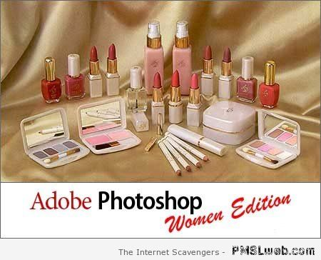 Adobe photoshop women edition at PMSLweb.com