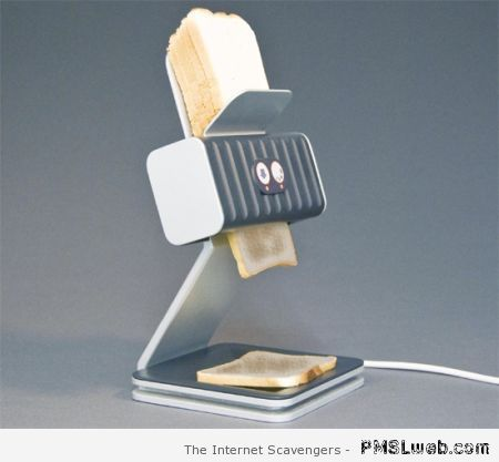 High tech toaster – Funny computer world at PMSLweb.com
