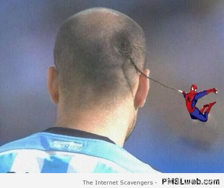 Rodrigo Palacio spiderman –FIFA world cup best of at PMSLweb.com