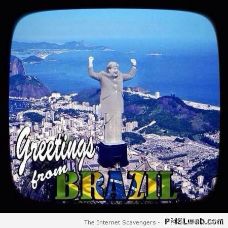 Greetings from Brazil world cup funny at PMSLweb.com