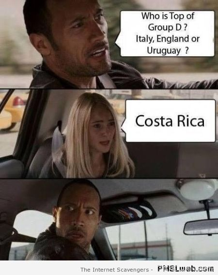 Costa Rica world cup meme – FIFA world cup best of at PMSLweb.com
