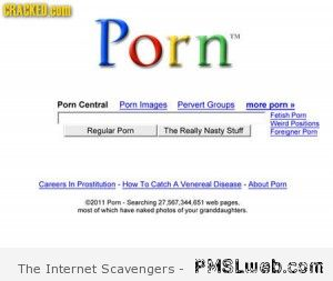 Porn search engines