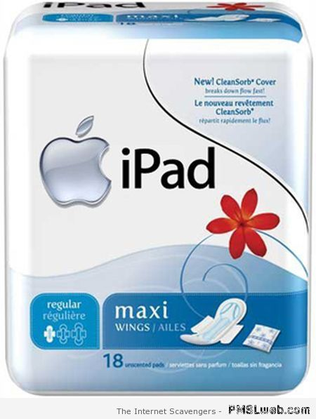iPad humor – Crazy images at PMSLweb.com