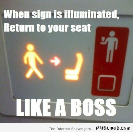 Return to your seat as a boss – Funny bone casting at PMSLweb.com