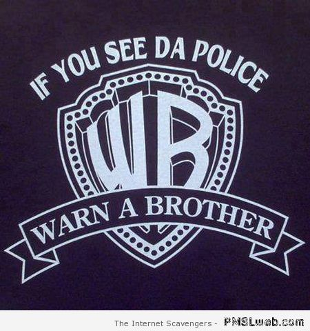 Warner Bros warn a brother – Funny adult humor at PMSLweb.com