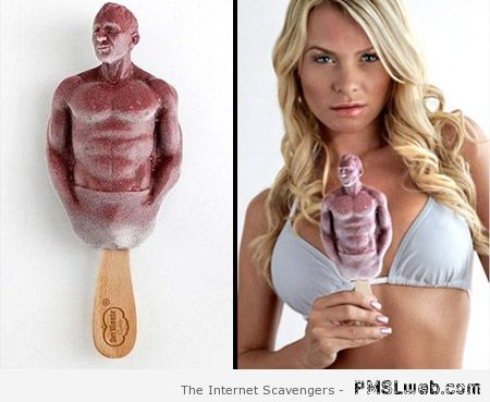 Paddle pop for women at PMSLweb.com