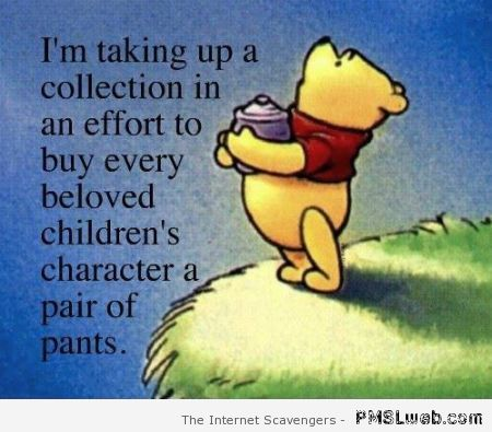 Fun for buying every children character pants at PMSLweb.com