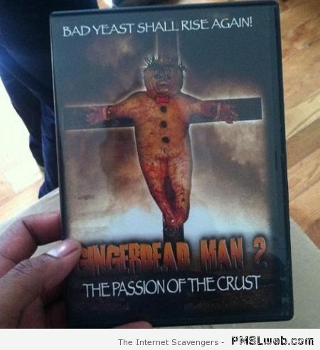 Ginger dead man DVD – Hump day ROFLMAO at PMSLweb.com