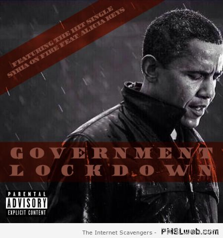 Funny Obama album at PMSLweb.com