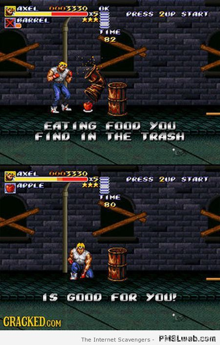 Streets  of rage funny meme at PMSLweb.com