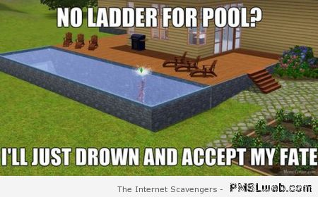 Sims swimming pool logic at PMSLweb.com