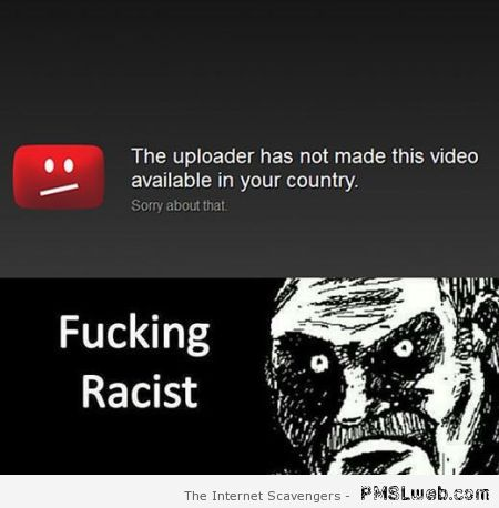Possible Reasons of This Video is Not Available in Your Country