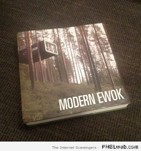 Modern ewok book at PMSLweb.com