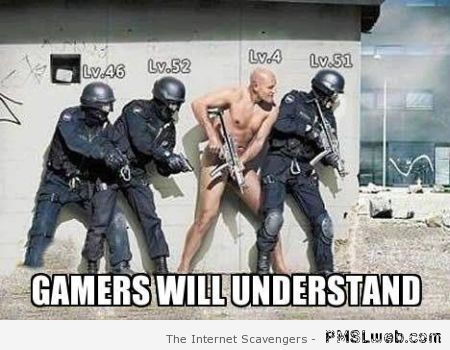 Gamers will understand meme at PMSLweb.com