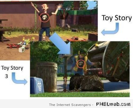 Funny Toy story fact – Hilarious Thursday at PMSLweb.com