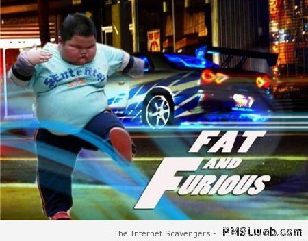 Fat and furious humor at PMSLweb.com