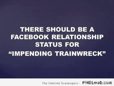 Funny Facebook relationship proposition at PMSLweb.com
