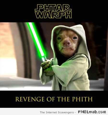 Revenge of the phith humor at PMSLweb.com