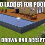 Funny-Sims-video-game-pool-logic