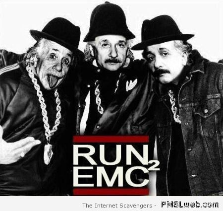 Run EMC² - Funny Tuesday collection at PMSLweb.com