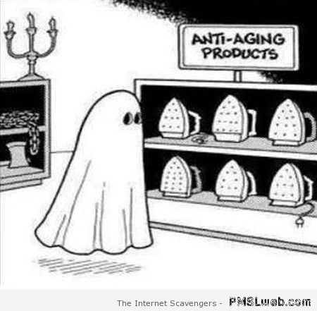 Ghost anti aging products at PMSLweb.com