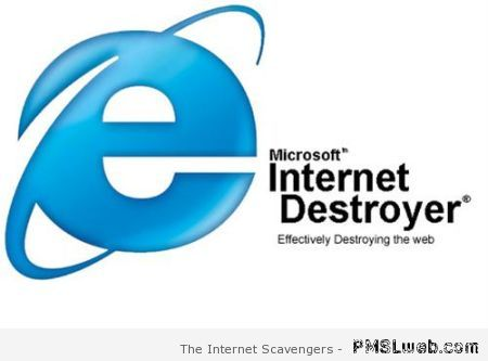 Internet destroyer – LOL pics at PMSLweb.com