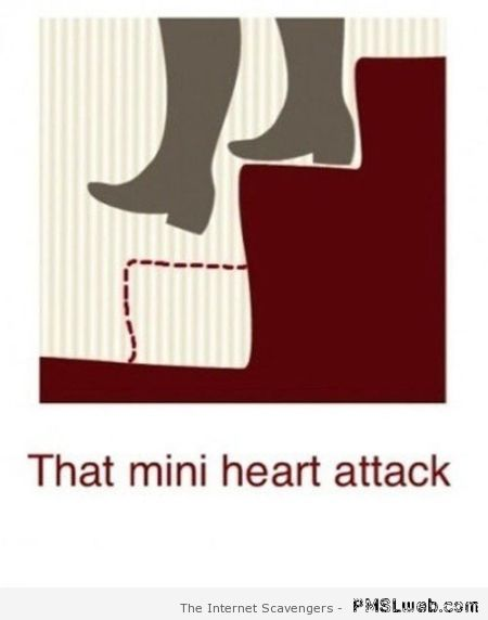 That mini heart attack at PMSLweb.com