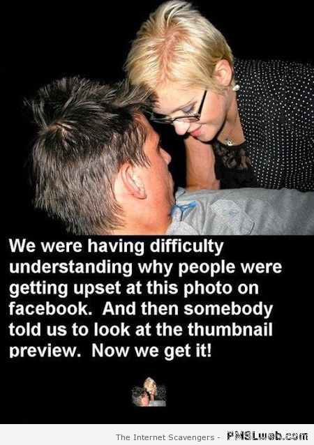 Why people are you upset about our Facebook at PMSLweb.com