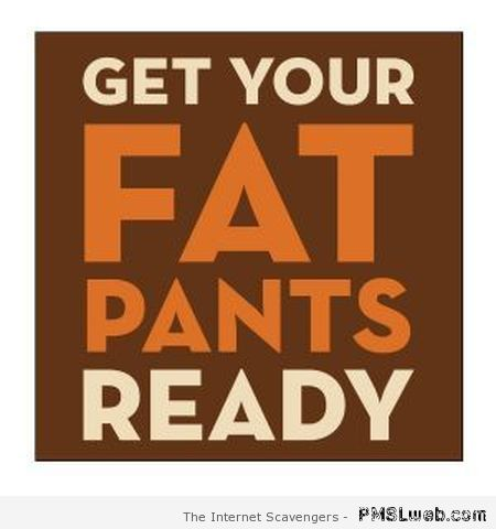 Get your fat pants ready at PMSLweb.com
