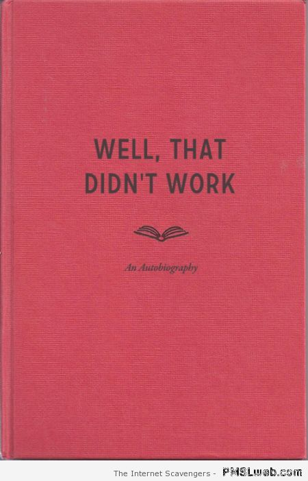 Funny autobiography at PMSLweb.com