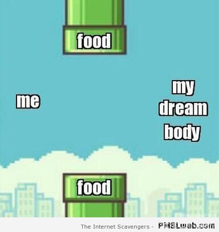 My dream body Mario Bros meme at PMSLweb.com